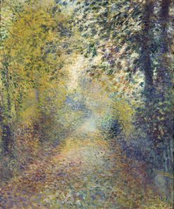 Auguste Renoir - In the Woods - 1880